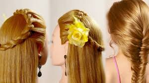 easy hairstyles for everyday video dailymotion