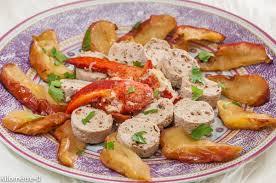 cuisine boudin blanc boudin blanc et homard aux pommes kilometre 0 fr
