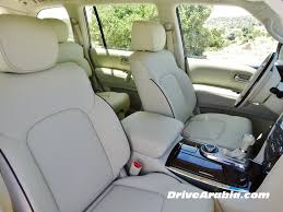 nissan canada owners portal first drive 2017 nissan patrol se v6 in oman drive arabia