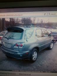 lexus rx300 in nairaland a clean tokunbo lexus rx300 for sale autos nigeria