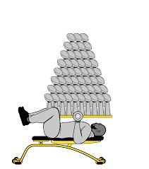 a guide to james harrison u0027s insane workouts in five wacky gifs
