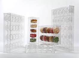 boxes for chocolate covered oreos clear boxes decorative macaroon packaging fresher longer