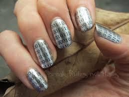 chrome nail polish break rules not nails