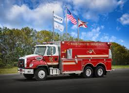 town of waukesha fire department u2013 reliant fire apparatus