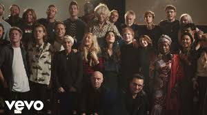 band aid 30 do they know it u0027s christmas 2014 youtube