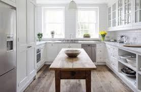U Shaped Kitchen Design Layout Simple Modern G Shaped Kitchen Design Using Wooden Cabinet Storage