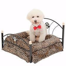 metal dog bed ebay