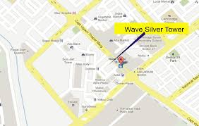 Silver Towers Floor Plans by Wave 1st Silver Tower Noida Sector 18 Near Atta Market