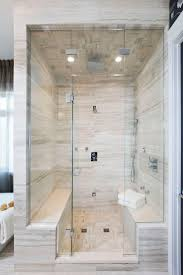 best ideas about spa bathroom design pinterest double bench master steam shower