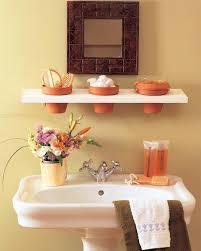 creative storage ideas for small bathrooms ideas for organization of space in the small bathrooms