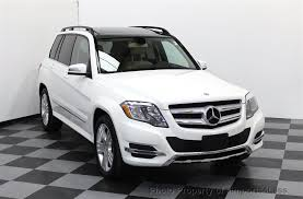 mercedes suv used 2014 used mercedes glk class certified glk350 4matic awd suv
