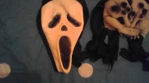 masque halloween scary movie scream ect youtube