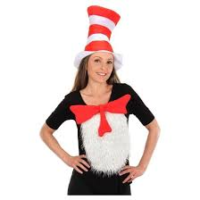 cat in the hat costume cat in the hat costume accessories target
