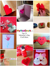 Homemade Valentine S Day Gifts For Him by Top 10 Kids Crafts For Valentine U0027s Day My Kid Craft