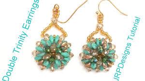 beginner earrings earrings beginner to intermediate tutorial