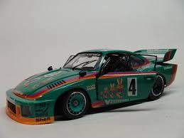 Tamiya 1 20 Scale Vaillant Kramer Porsche 935 Under Glass