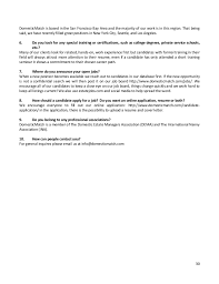 How To Upload A Resume Online by Guide To Private Service Agencies And Educators 2016
