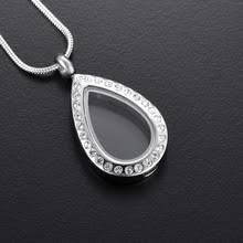 pet ashes necklace popular pet cremation jewelry glass buy cheap pet cremation