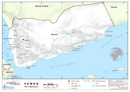 Yemen On World Map by 2 1 Yemen Port Assessment Logistics Capacity Assessment Wiki