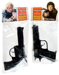 Startsky And Hutch Hake U0027s U201cstarsky U0026 Hutch Repeater Cap Gun U201d Pair In Store Bags