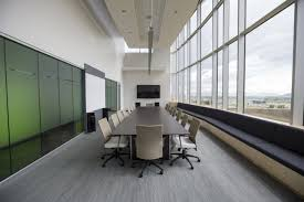 free images chairs conference room long table office windows