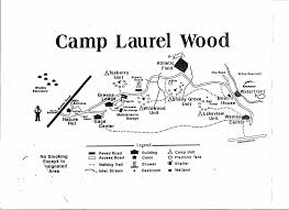 Map Of Central Massachusetts by Laurel Wood Scouts Of Central U0026 Western Massachusetts