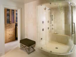 Bathroom Designs With Walk In Shower by Nec Bathroom Circuit For Walkin Shower Wall Mounted Chrome Round