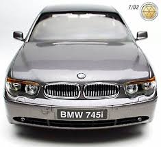 bmw 745i coupe kyosho 2003 bmw 745i e65 coupe collector reviews