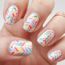 1347 best taped striped geometric nail art images on pinterest