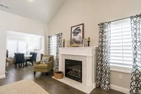 Hanging Panel Curtains How To Pair Plantation Shutters With Curtains Wasatch Shutter