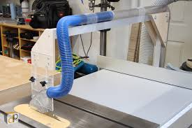 table saw vacuum dust collector small shop dust collection affordable effective solutions dan