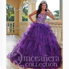 quinceanera dresses with straps compare prices on purple gowns with straps online shopping