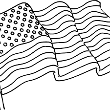 Waving American Flag Pictures American Flag Coloring Page 35 About Remodel Within A Of