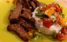 cuisine asiatique boeuf recette boeuf asiatique façon 750g