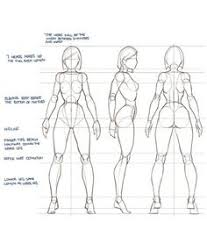 Female Body Reference For 3d Modelling Another Zbrush Reference For Female Human Torsos With Some