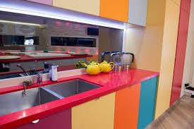 big brother house 2013 kitchen by freedom kitchens vibrant use