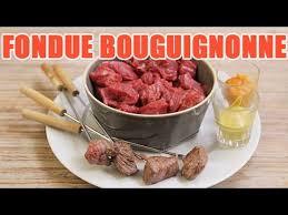cuisiner viande à fondue recette authentique de fondue bourguignonne par notre chef