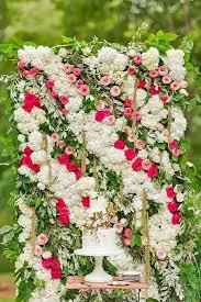 wedding arch no flowers 68 best wedding walls images on weddings vintage