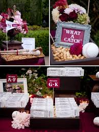 baseball themed wedding baseball theme wedding by amorology wedding weddings and themed