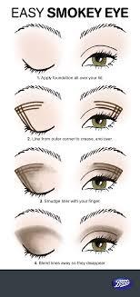 easy smoky eye tutorial use waterproof resistant eyeliner