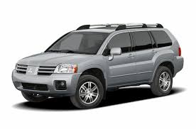 2004 mitsubishi endeavor new car test drive