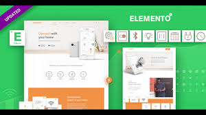 elemento web design project for apps sketch template