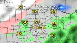 Dallas Fort Worth Metroplex Map by The Latest On Sunday Winter Weather Potential Cbs Dallas Fort