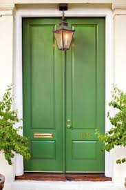 Green Exterior Door Traditional Front Door With Exterior Floors By Lali Maurno