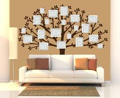 wall decal family tree photo gallery large family tree wall