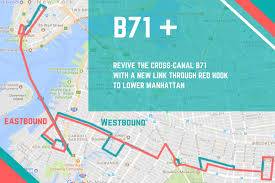 Mta Queens Bus Map Brooklyn Leaders Call For Restored B71 Bus Linking Red Hook To