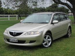 mazda 6 sa 2003 mazda 6 gsx nz new wagon no reserve cash4cars cash4cars