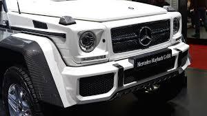 mercedes that looks like a jeep mercedes maybach g650 landaulet is the safari machine