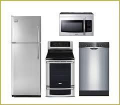 stainless steel appliances bundles kitchen lowe u0027s appliance