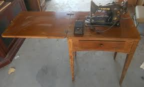 used sewing machine cabinet sewing machine in cabinet sewing machine cabinet replacement parts
